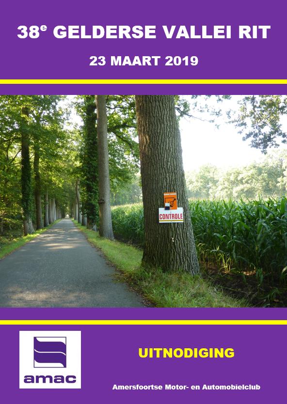 Uitnodiging 38e GVR 2019